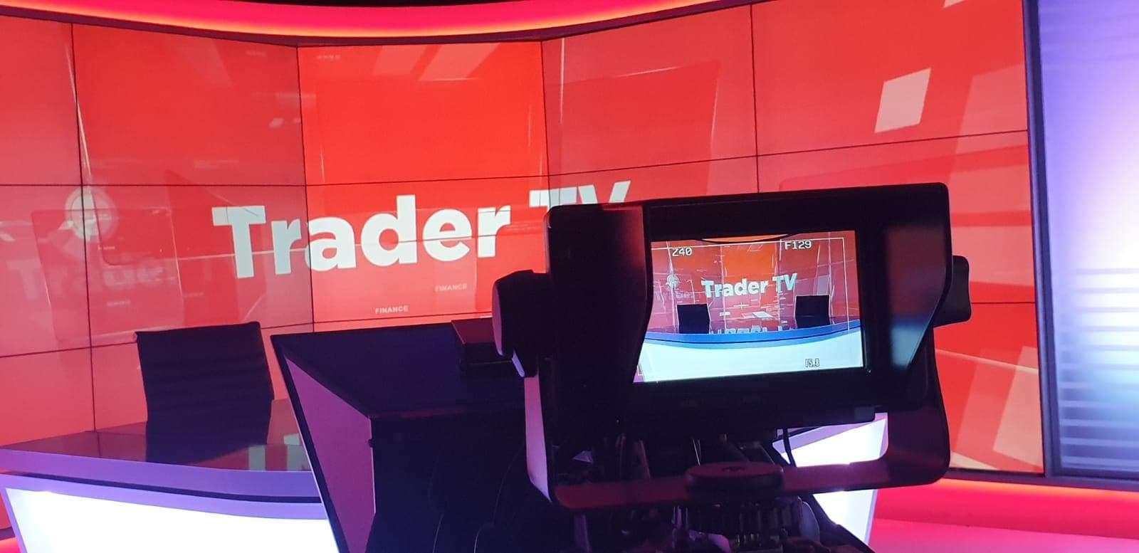 Trader TV studio